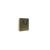 Коричневый с золотым лаком и глянцевой ламинацией